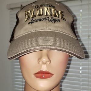Guinness Blonde Hat